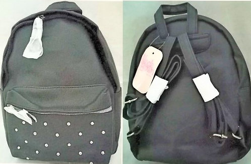 PU style leather BACKPACK