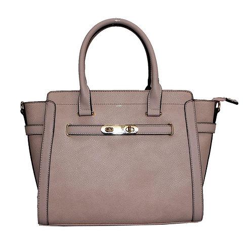 Cadence tote Bag - Pink\Camel