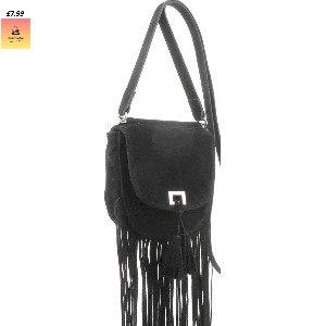 Suede Fashion Shoulder Bag