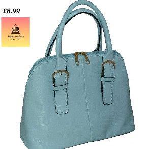 Fashion Designer Handbag blue
