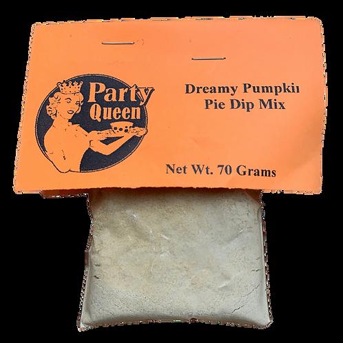 Dreamy Pumpkin Pie Dip Mix