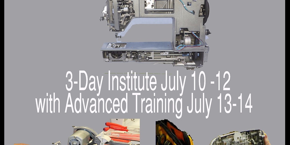 Live Institutes (3 Day & 2 Day Advanced)