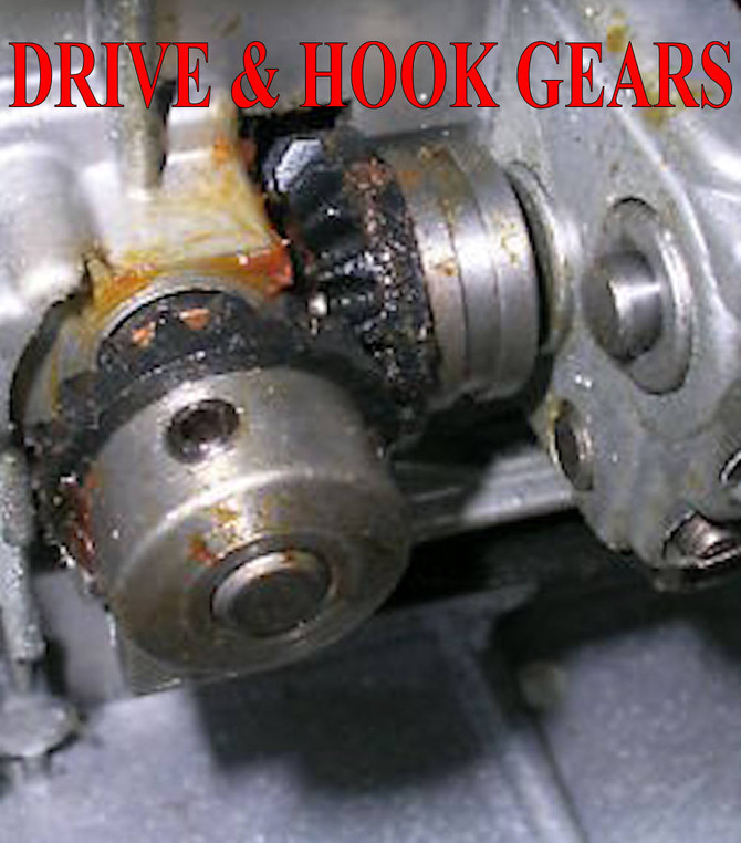Replace Bad Gears