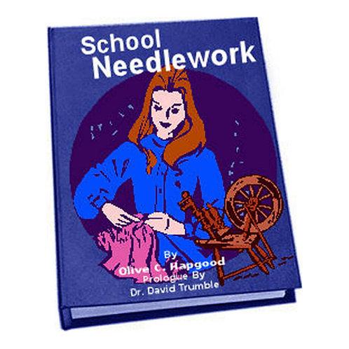 School Needlework