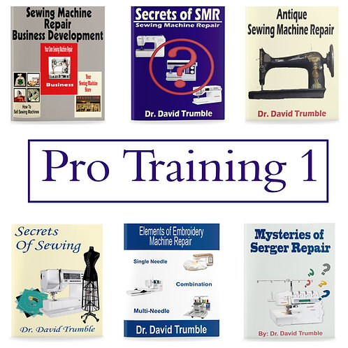 Pro Training 1 Complete (6 DVD Set Content & Videos)