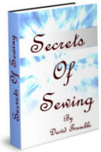 Secrets of Sewing Spiral Bound Book