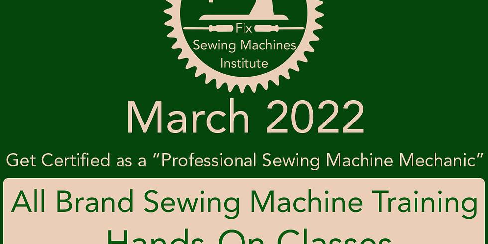 March 2022 Live Institute Training