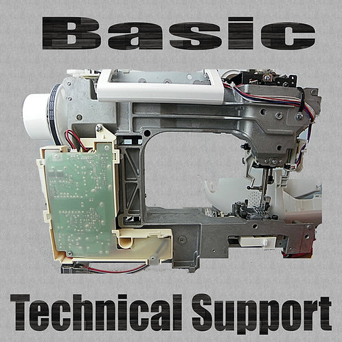BASIC TECH SUPPORT 1 YEAR