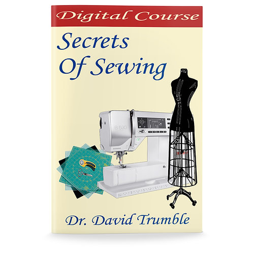 Secrets of Sewing Course