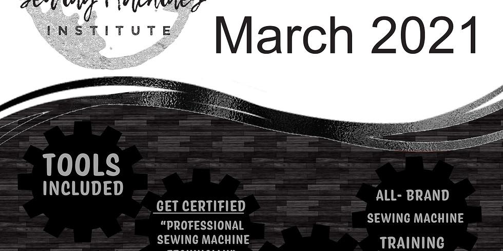 March 2021 Live Institute