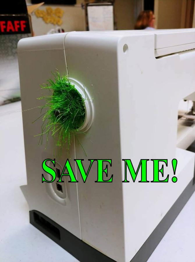 Save Me! I'm Worth It!