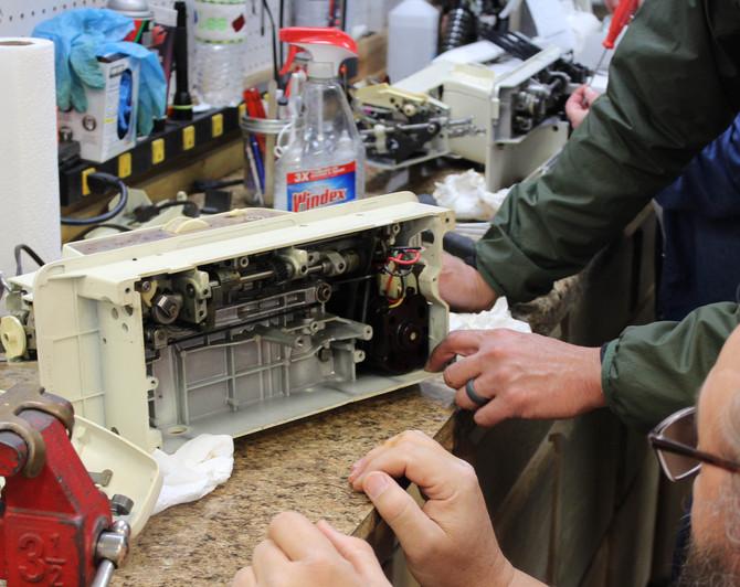 Replacing Gears