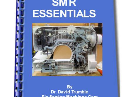 Essentials Of Sewing Machine Repair
