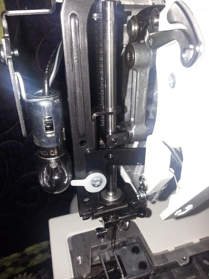 Needle Bar Adjustments