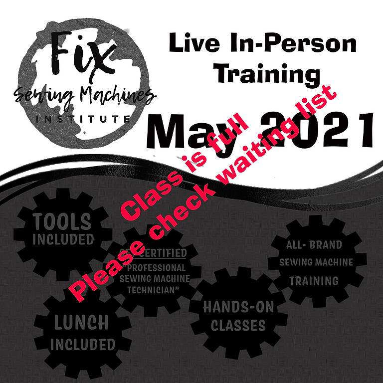 May 2021 Live Institute