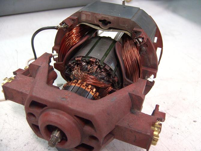 Sluggish Motor?