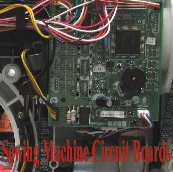 Sewing Machine Electronics