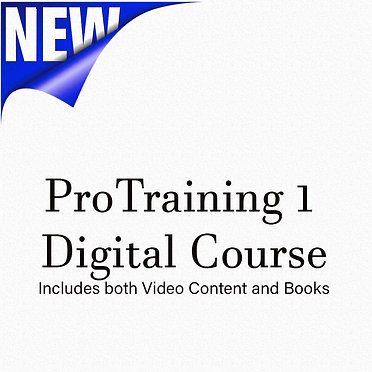 Digital ProTraining 1 Course