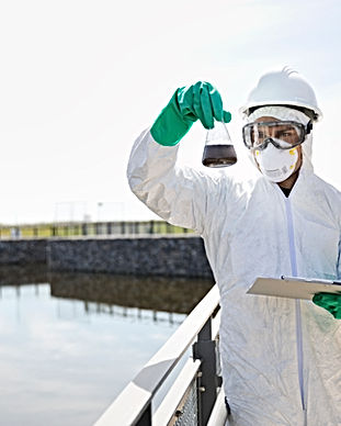 Trabalhador ambiental