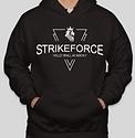 Strikeforce Signature Hoodie - black fro