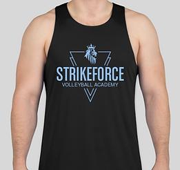 Strikeforce Muscle T - Black.PNG