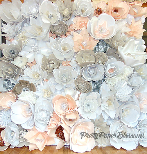 Blush/Shimmer Mix Backdrop