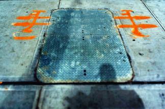 surveyor signs (six)