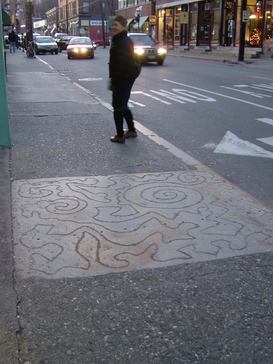 Elliot St, NY - 2007