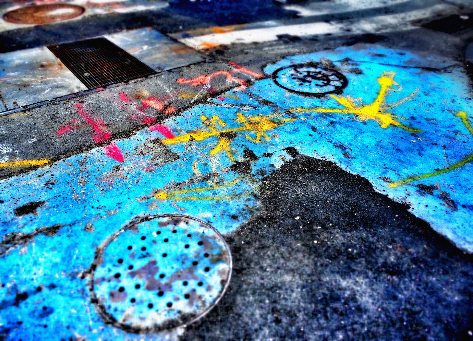 Sidewalk signs 002