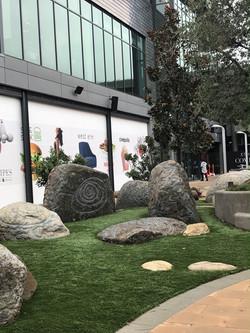 2019 - One Line Stone Garden