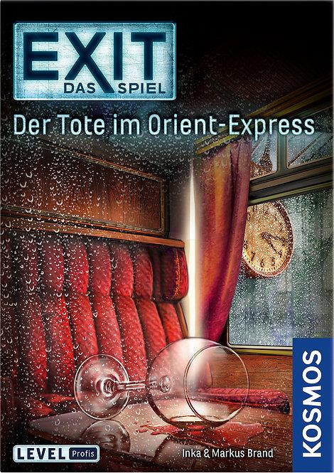 Der Tote im Orient-Express