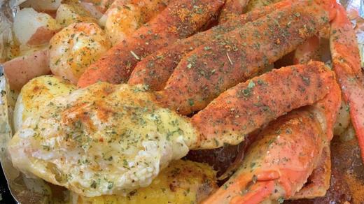 Krab Kings Seafood