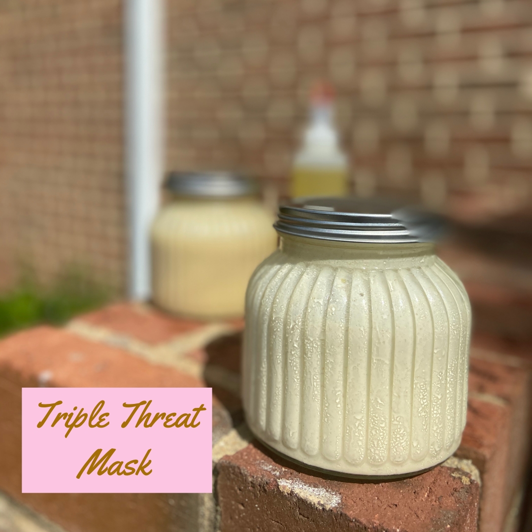 Triple Threat Mask (Total Care)