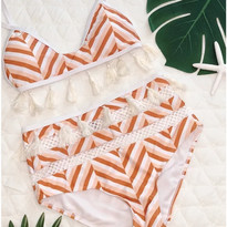 Sun-Kissed Swimsuits