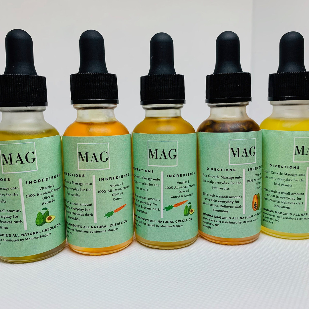 MINI CREOLE OIL BUNDLE (5) $60.99MagCreoleOils