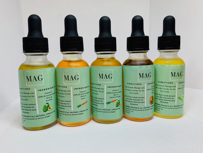 MagCreoleOils - MINI CREOLE OIL BUNDLE (5) $60.99MagCreoleOils
