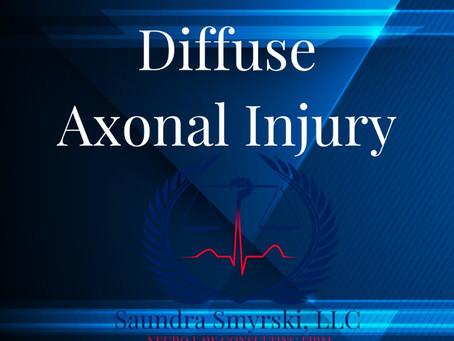 Diffuse Axonal Injury