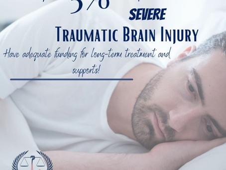 Adequate Funding for Brain Injury Treatment