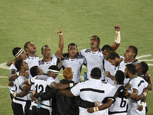 Fiji's national passion: rugby