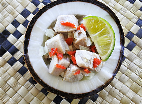A Fiji festive recipe to try