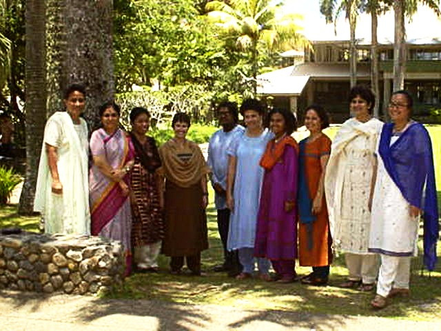 USP employees celebrate Diwali on campus