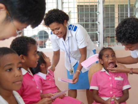 Fiji's viral epidemics
