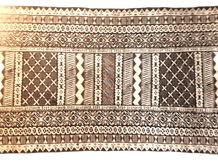 Fiji's fabulous fabric: masi