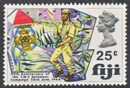 Fiji postage stamp
