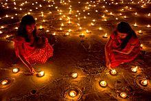 Diwali with a Fiji twist