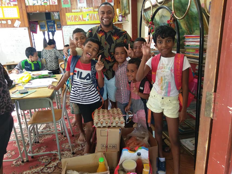 Fiji in July: Covid-19 update