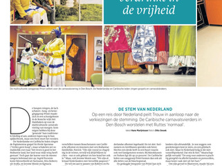 Nos Baranka in Trouw!