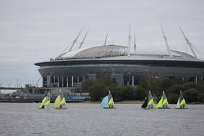 Спортивный уик-энд в Санкт-Петербурге.
