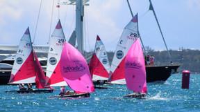 RS Feva Bermuda Americas Cup.
