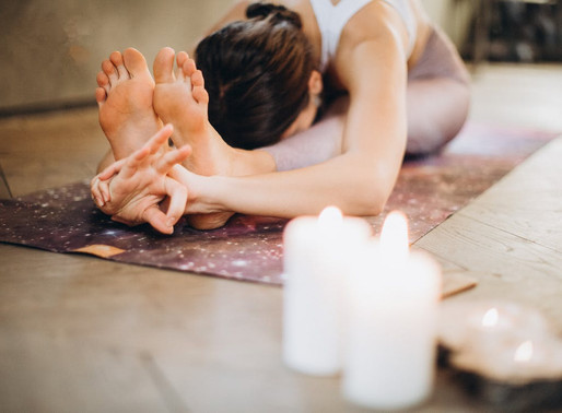 Budget-Friendly Tips and Tricks to Kick Your Everyday Yoga Practice Up a Notch by Sheila Johnson